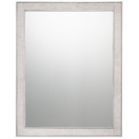 Quoizel QR3325 Reflections 28 X 22 inch Silver Leaf Mirror Home Decor