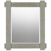 Quoizel QR3691 Woodlot 41 X 35 inch Mirror, Large