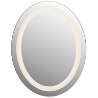 Quoizel QR3696 Intensity 28 X 22 inch Nickel Mirror, Large