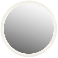 Quoizel QR3702 Intensity 33 X 33 inch Mirror, Large