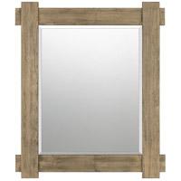 Quoizel QR4036 Safford 41 X 35 inch Wall Mirror