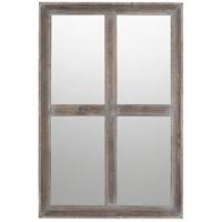 Quoizel QR4037 Ammon 36 X 24 inch Wall Mirror