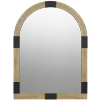 Quoizel QR4040 Shepherd 40 X 30 inch Wall Mirror
