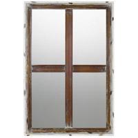 Quoizel QR4067 Decherd 36 X 24 inch Wall Mirror