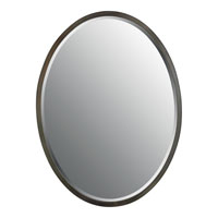 Quoizel Lighting Signature Mirror in Harbor Bronze QR43224HO photo thumbnail