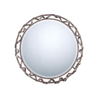 Quoizel QR971 Signature Brushed Nickel Wall Mirror photo thumbnail