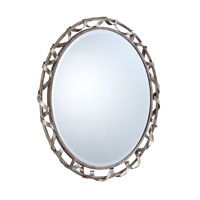 Quoizel QR971 Signature Brushed Nickel Wall Mirror alternative photo thumbnail