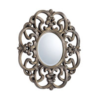 Quoizel Lighting Signature Mirror in Burnt Silver QR979 alternative photo thumbnail
