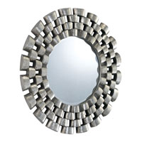 Quoizel QR981 Signature 36 X 36 inch Antique Silver Wall Mirror alternative photo thumbnail