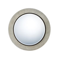 Quoizel Lighting Signature Mirror in Antique Silver QR982 photo thumbnail