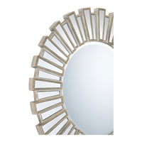 Quoizel Lighting Signature Mirror in Antique Silver QR983 alternative photo thumbnail