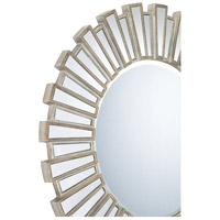 Quoizel QR983 Reflections 40 X 40 inch Antique Silver Wall Mirror alternative photo thumbnail