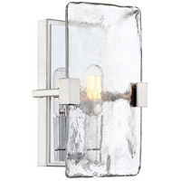 Quoizel QW4068BN Herriman 1 Light 6 inch Brushed Nickel Wall Sconce Wall Light