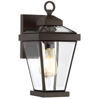 Quoizel RAV8406WT Ravine 1 Light 13 inch Western Bronze Outdoor Wall Lantern