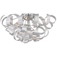 Quoizel RBN1622MN Ribbons 5 Light 22 inch Millenia Flush Mount Ceiling Light