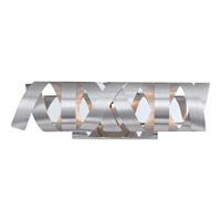 Quoizel Ribbons 3 Light Bath Light in Millenia RBN8603MN