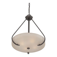 Quoizel Lighting Radcliff 4 Light Pendant in Western Bronze RL2820WT alternative photo thumbnail