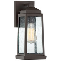 Quoizel RNL8405WT Ravenel 1 Light 13 inch Western Bronze Outdoor Wall Lantern