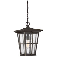 Quoizel RPT1911PN Rockport 1 Light 11 inch Palladian Bronze Outdoor Hanging Lantern