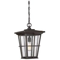 Quoizel RPT1911PN Rockport 1 Light 11 inch Palladian Bronze Outdoor Hanging Lantern