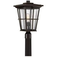 Quoizel RPT9011PN Rockport 1 Light 19 inch Palladian Bronze Outdoor Post Lantern