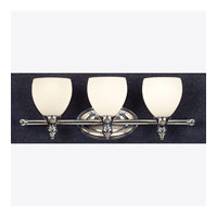 Quoizel Rotondo Bath Fixture 3 Light in Polished Chrome RT8683C photo thumbnail