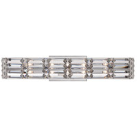 Quoizel RYE8605C Royale 5 Light 24 inch Polished Chrome Bath Light Wall Light