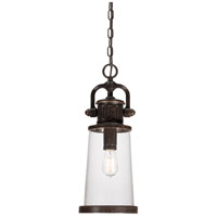 Steadman 1 Light 9 inch Imperial Bronze Outdoor Hanging Lantern