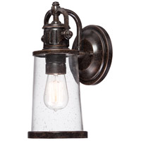 Quoizel SDN8405IB Steadman 1 Light 13 inch Imperial Bronze Outdoor Wall Lantern