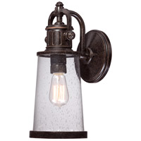 Quoizel SDN8407IB Steadman 1 Light 16 inch Imperial Bronze Outdoor Wall Lantern