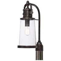 Steadman 1 Light 21 inch Imperial Bronze Post Lantern