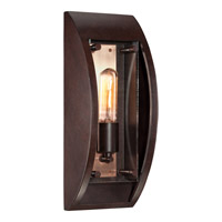 Quoizel Solano 1 Light Outdoor Wall in Copper Bronze SLO8405CU