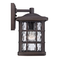 Quoizel SNN8408PN Stonington 1 Light 13 inch Palladian Bronze Outdoor Wall Lantern in A19 Medium Base alternative photo thumbnail
