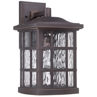 Quoizel SNN8409PN Stonington 1 Light 16 inch Palladian Bronze Outdoor Wall Lantern alternative photo thumbnail