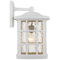 Quoizel SNN8411W Stonington 1 Light 17 inch Fresco Outdoor Wall Lantern in Incandescent alternative photo thumbnail