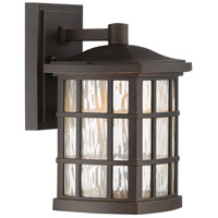 Stonington LED 11 inch Palladian Bronze Outdoor Wall Lantern