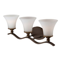 Quoizel Sophia 3 Light Bath Light in Palladian Bronze SPH8703PN alternative photo thumbnail