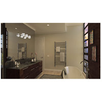 Quoizel TB8603C Tranquil Bay 3 Light 26 inch Polished Chrome Bath Light Wall Light  alternative photo thumbnail