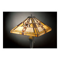 Quoizel Lighting Finton 2 Light Floor Lamp in Vintage Bronze TF961FVB alternative photo thumbnail