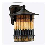 Quoizel Lighting Autumn Ridge 1 Light Outdoor Wall Lantern in Bergamo TFAR8415BE