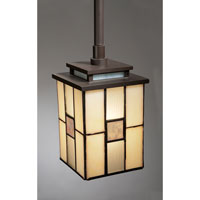 Quoizel Lighting Finley 1 Light Mini Pendant in Western Bronze TFFN1504WT alternative photo thumbnail