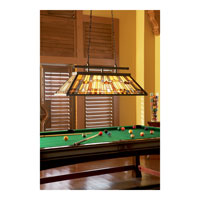 Quoizel Lighting Inglenook 3 Light Island Light in Valiant Bronze TFIK348VA