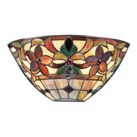 Quoizel Lighting Kami 2 Light Wall Sconce in Vintage Bronze TFKM8802VB alternative photo thumbnail
