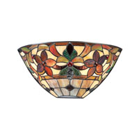 Quoizel Lighting Kami 2 Light Wall Sconce in Vintage Bronze TFKM8802VB photo thumbnail