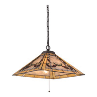 Quoizel Monteclaire 3 Light Pendant in Western Bronze TFMC1818WT
