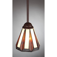 Quoizel Lighting Marquis 1 Light Mini Pendant in Russet TFMS1506RS alternative photo thumbnail