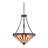 Quoizel Lighting Marquis 3 Light Pendant in Russet TFMS2825RS photo thumbnail