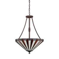 Quoizel Lighting Marquis 3 Light Pendant in Russet TFMS2825RS alternative photo thumbnail