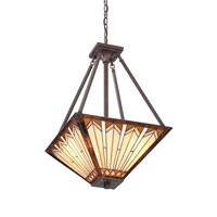 Quoizel Lighting Tanner 3 Light Pendant in Russet TFTR2816RS alternative photo thumbnail