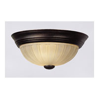 Quoizel Tradewinds 1 Light Flush Mount in Espresso TL182EP alternative photo thumbnail